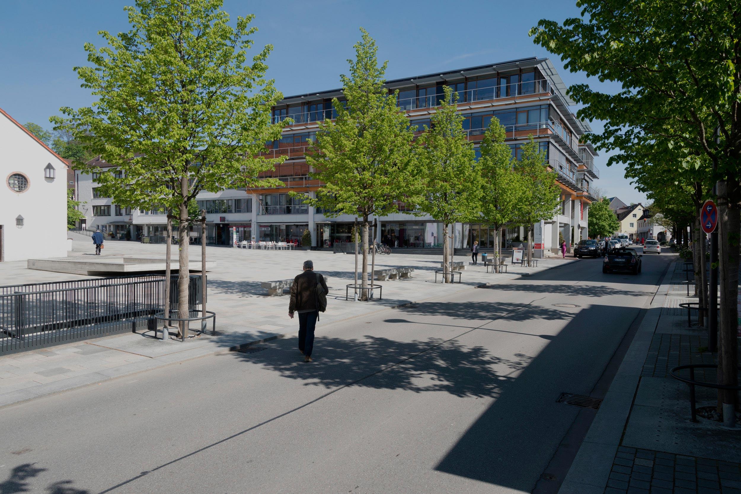 Kirchplatz Starnberg