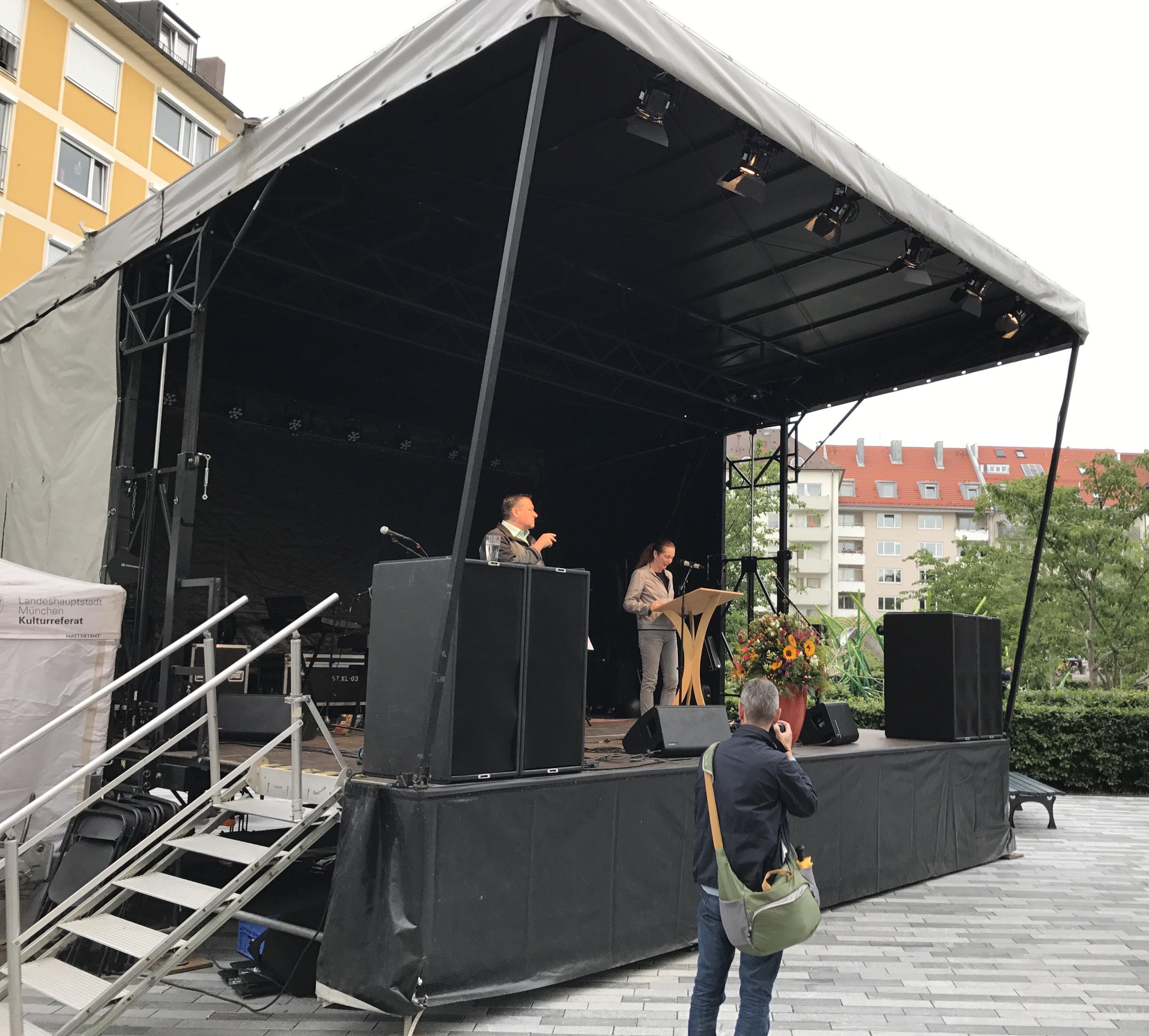 Eröffnung Josephsplatz
