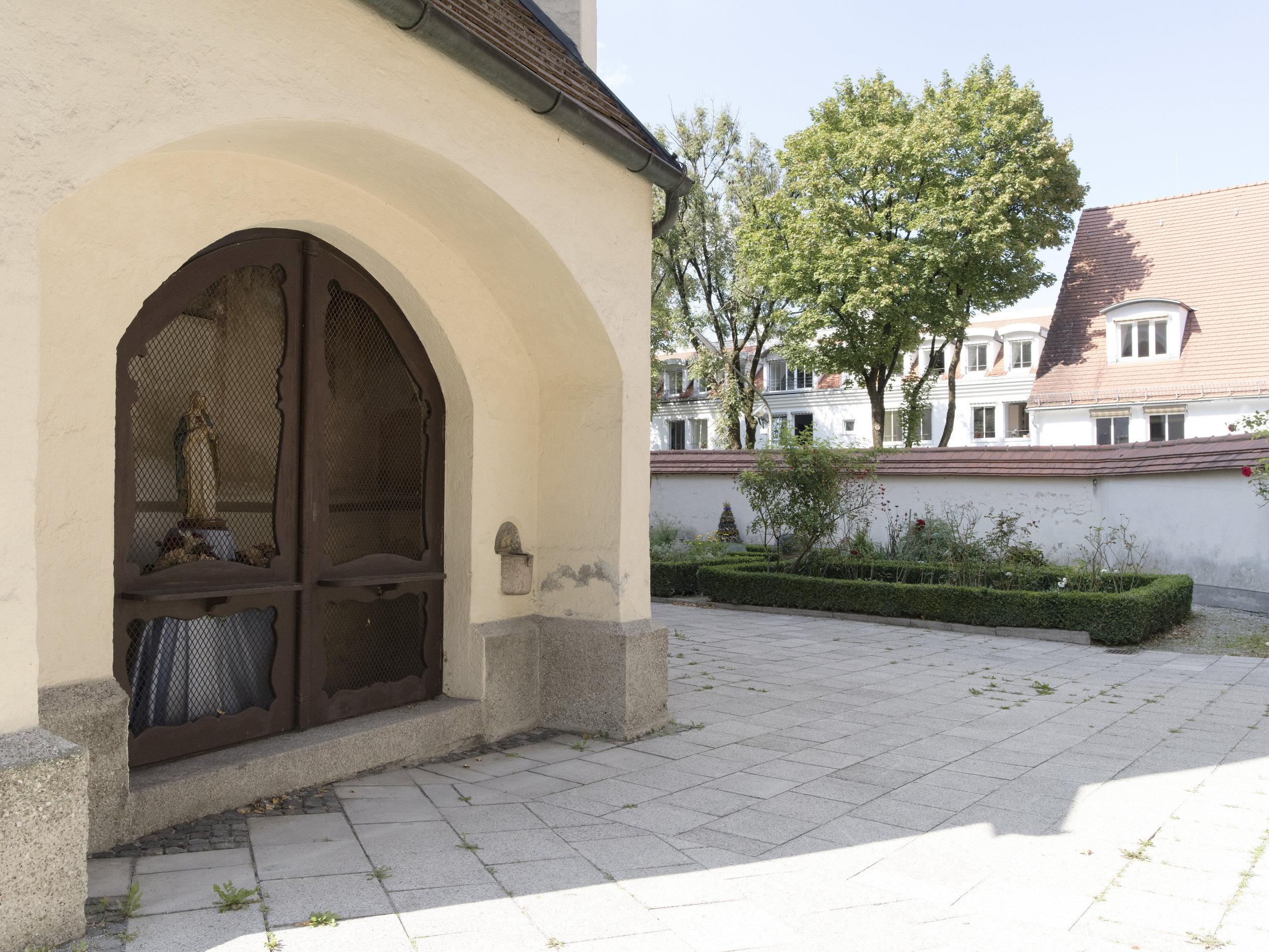 Freianlagen Maria Ramersdorf